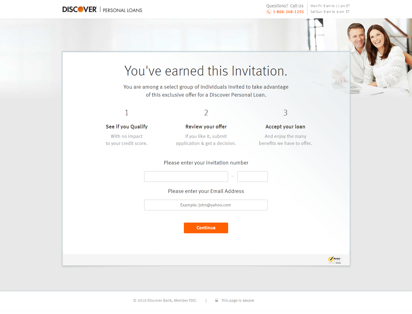 wwwdiscoverpersonalloanscomapply apply for discover personal loan - Discover Card Personal Loan
